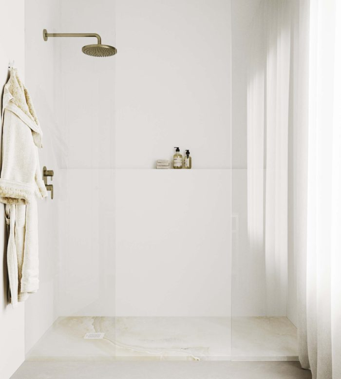 Onyx - Fill your bathroom with light, space